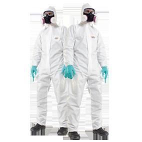 Abbigliamento monouso Honeywell Mutex 2