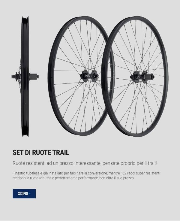 Trail Wheelset
