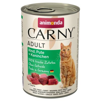 Animonda Carny Adult 6 x 400 g