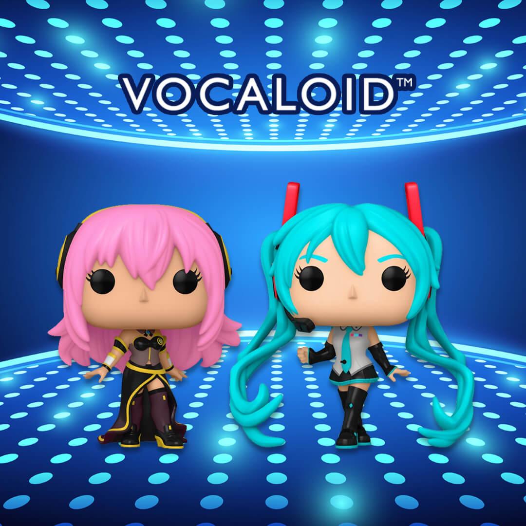 Nuovi Pop! Vocaloid!