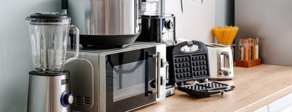 Elettrodomestici da cucina e per la casa Beper in sconto