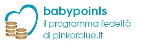 babypoints: il programma fedeltà di pinkorblue
