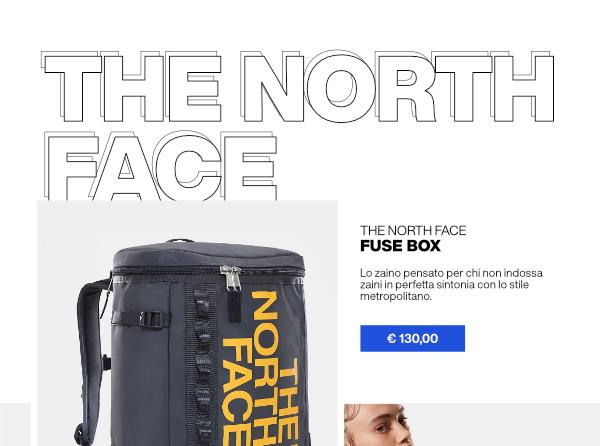 THE ORTH FACE FUSE BOX BAG