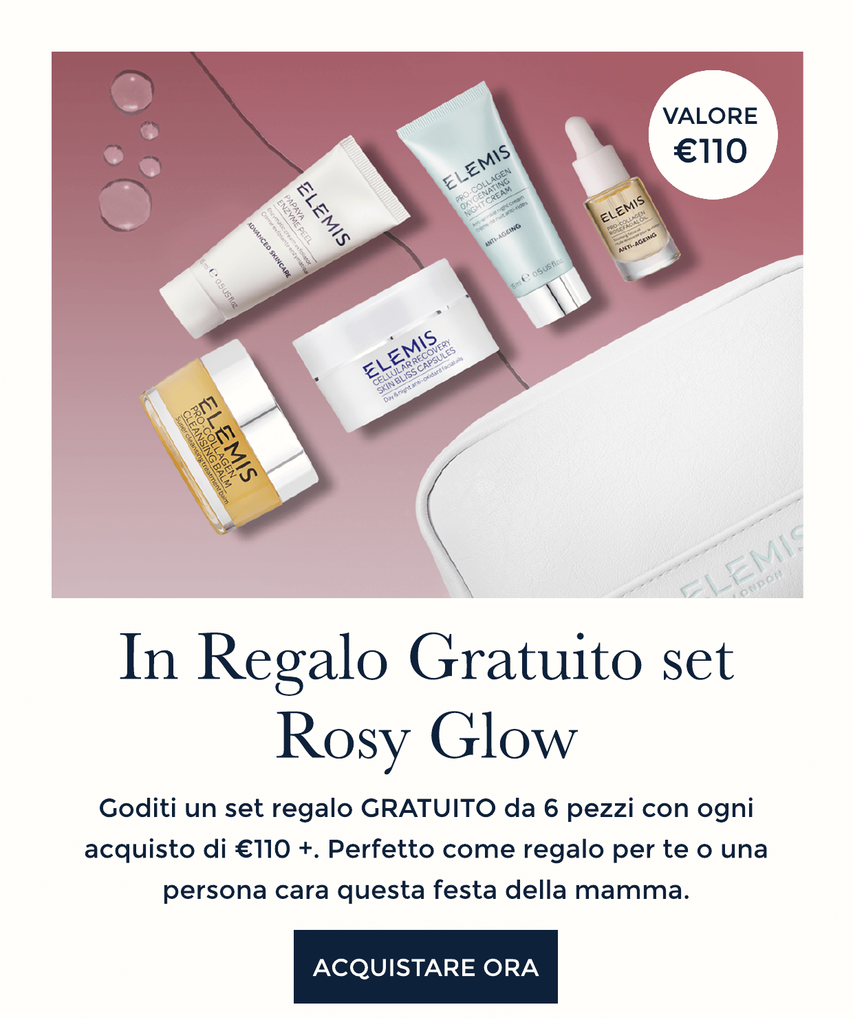 Rosy Glow Gift Set Products