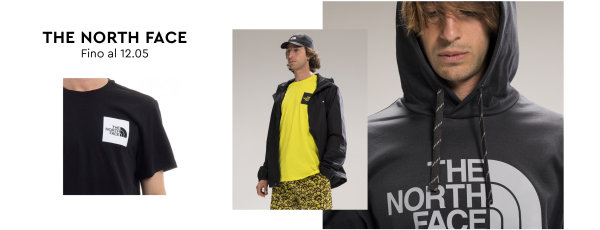 The North Face capi tecnici contemporanei performanti.