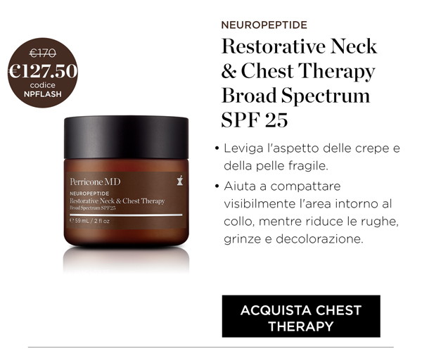 Acquista Restorative Neck and Chest Therapy