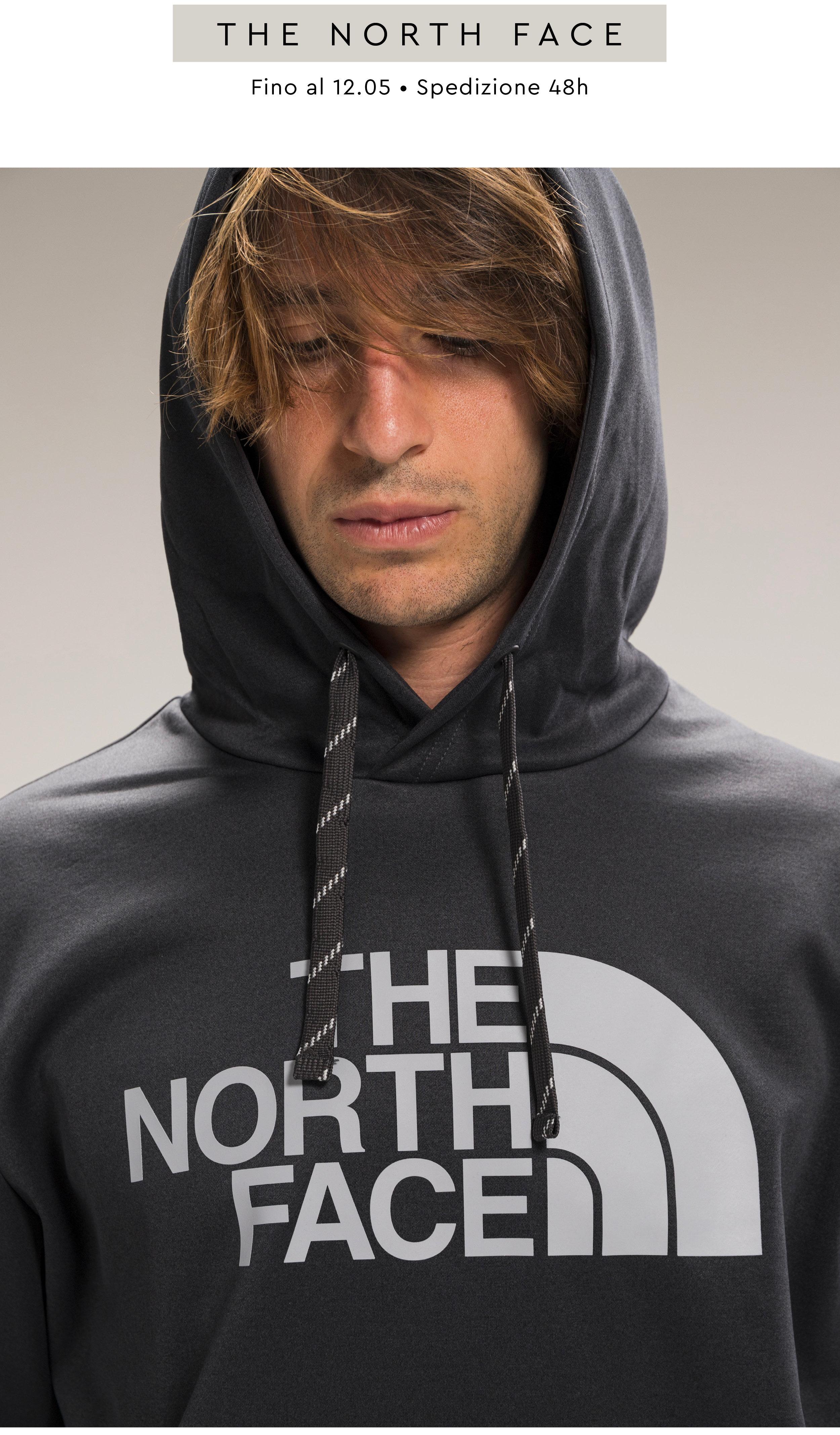 The North Face capi tecnici contemporanei performanti.