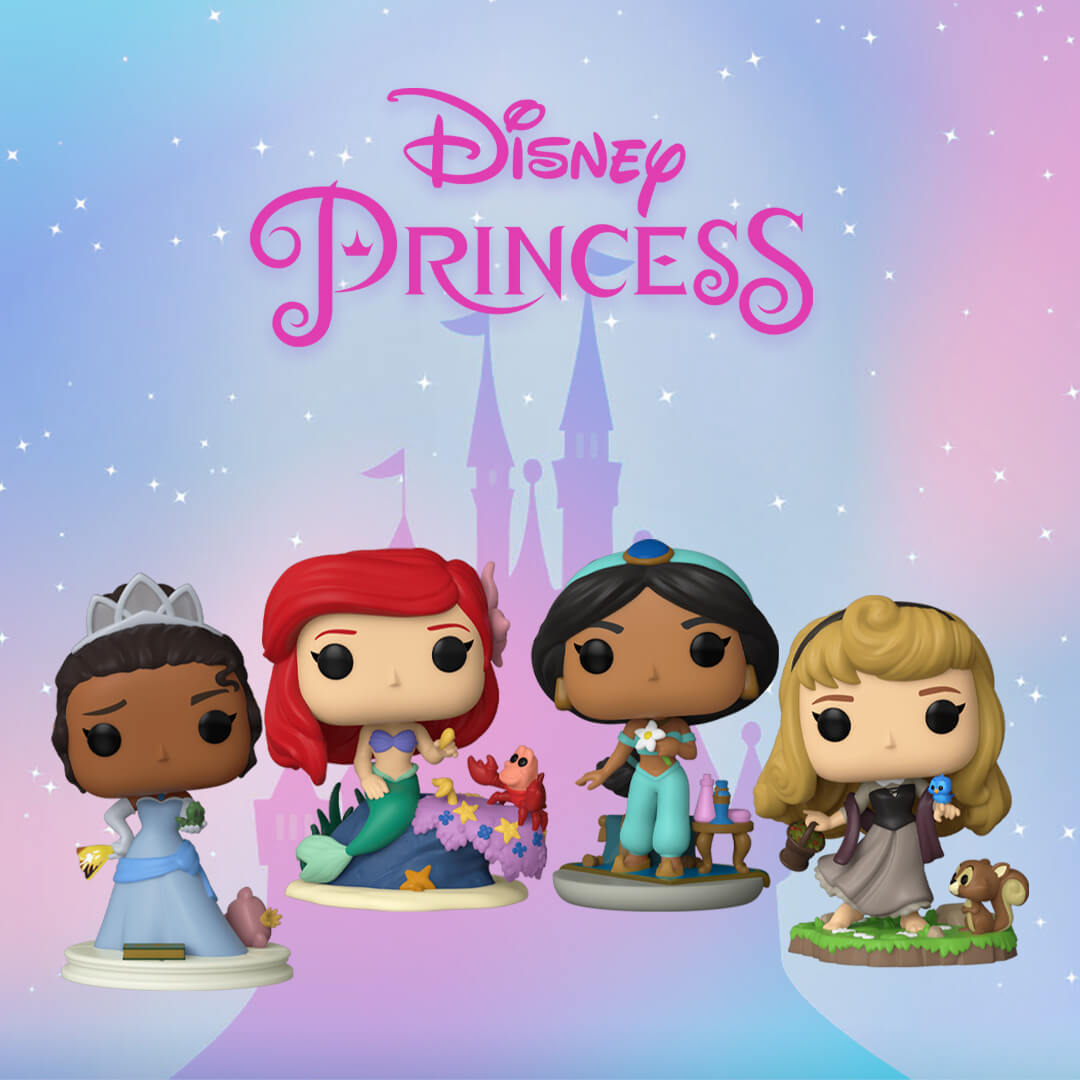 Nuovi Pop! Disney Ultimate Princess