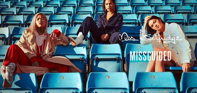 Missguided + Miss Selfridge