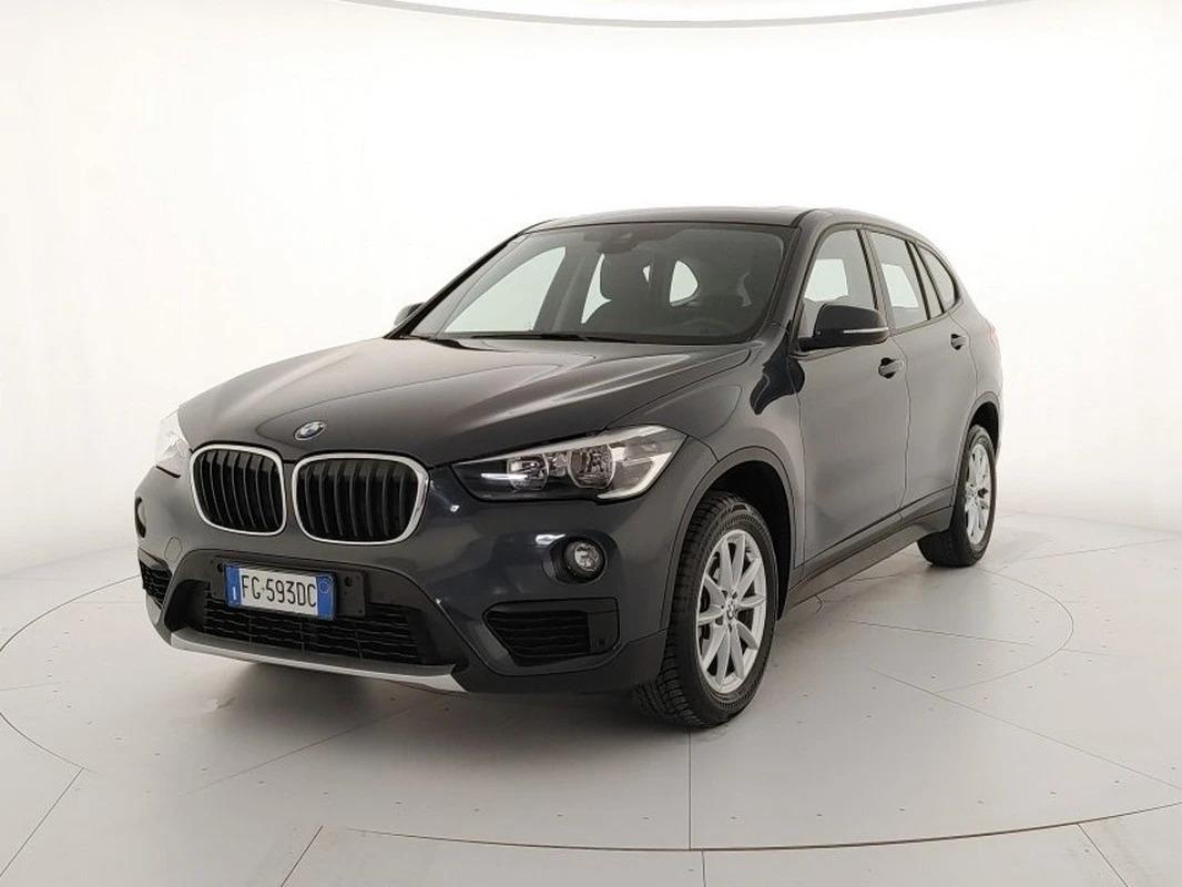 BMW X1 AUTOMATICO
