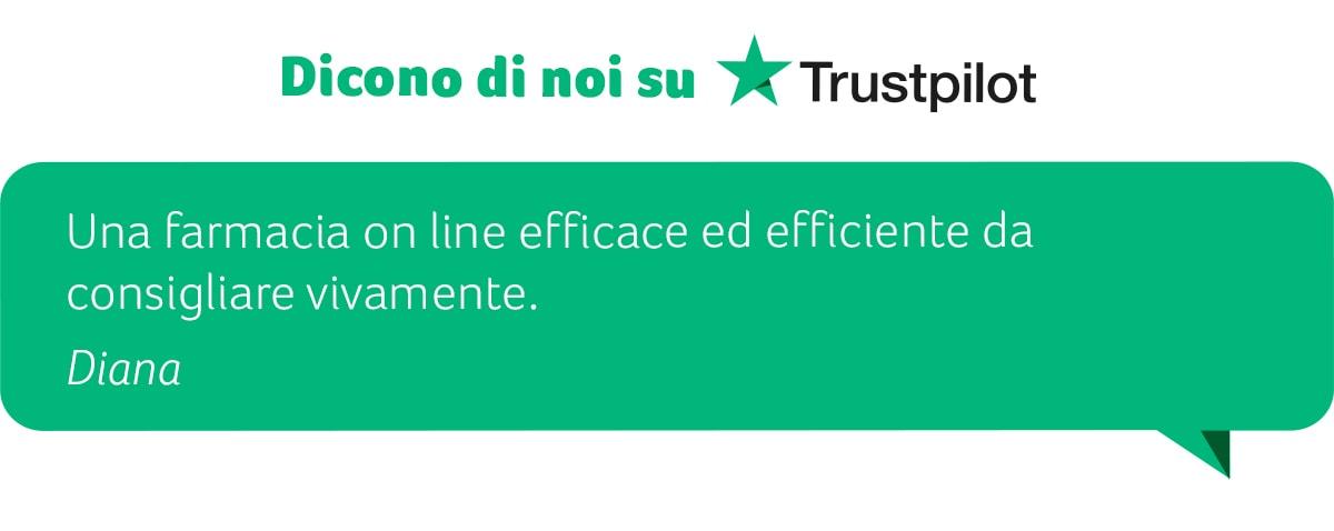 Dicono di noi su Trustpilot