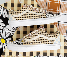 Vans Meadow Patchwork