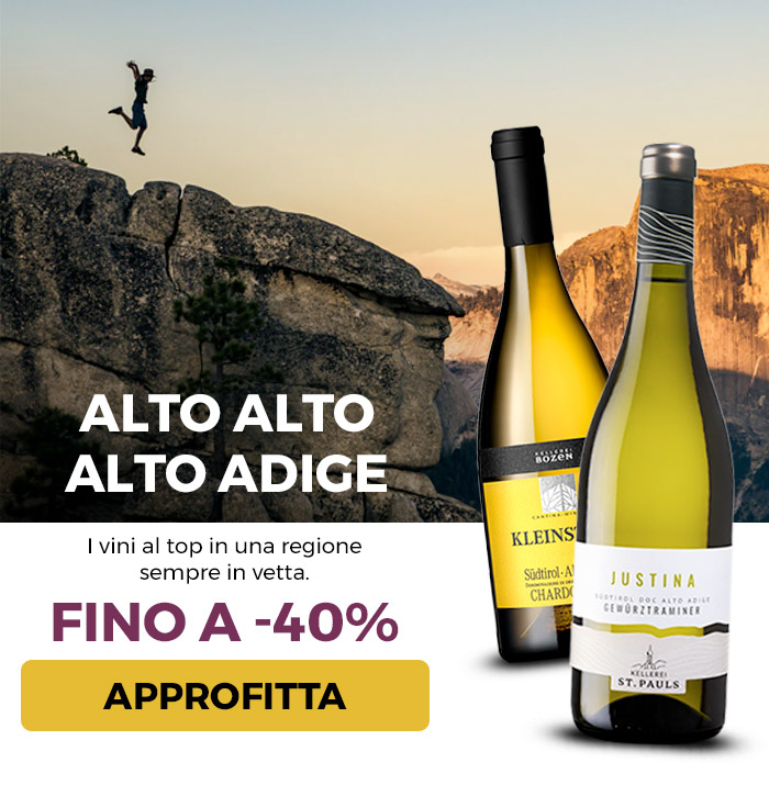 Vini dell'Alto Adige