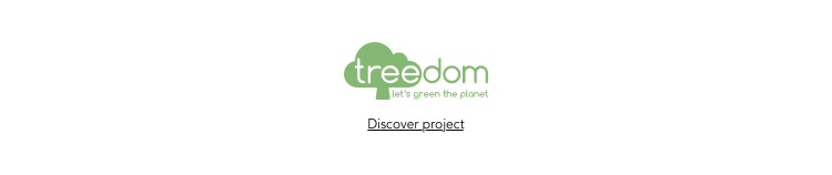 treedom - discover our project