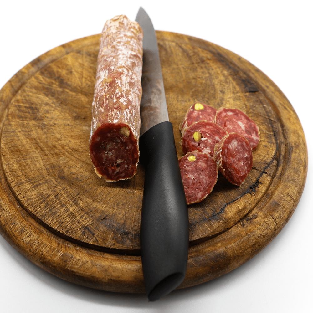 Salamino al pistacchio