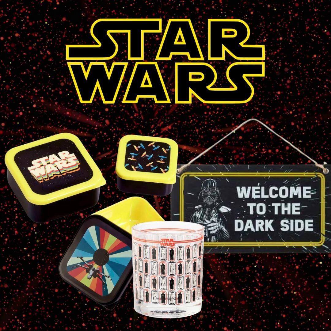 20% di sconto sugli Articoli per la Casa Star Wars Funko