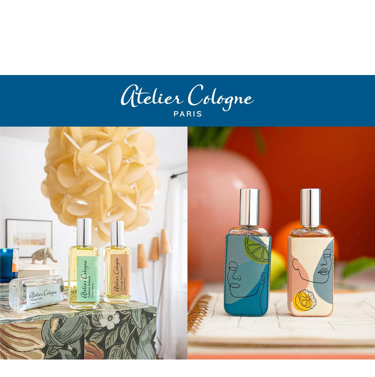 Custodia in pelle per profumo da 30 ml in regalo con un acquisto Atelier Cologne superiore a 49 €. Scegli tra diverse varianti nel carrello.