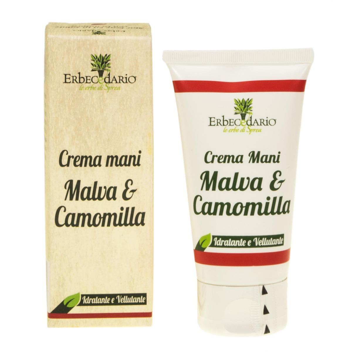 Crema Mani Malva & Camomilla