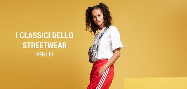 I classici dello streetwear per lei