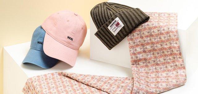 Cappellini & foulard