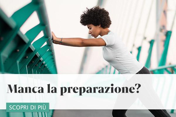 Manca la preparazione?