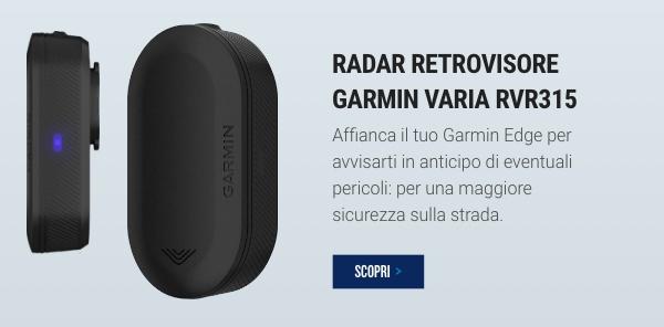 Garmin Varia Rearview Radar RVR315