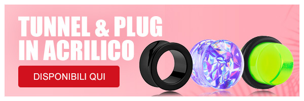 """""""AcrylicTunnels-Plugs"""""""