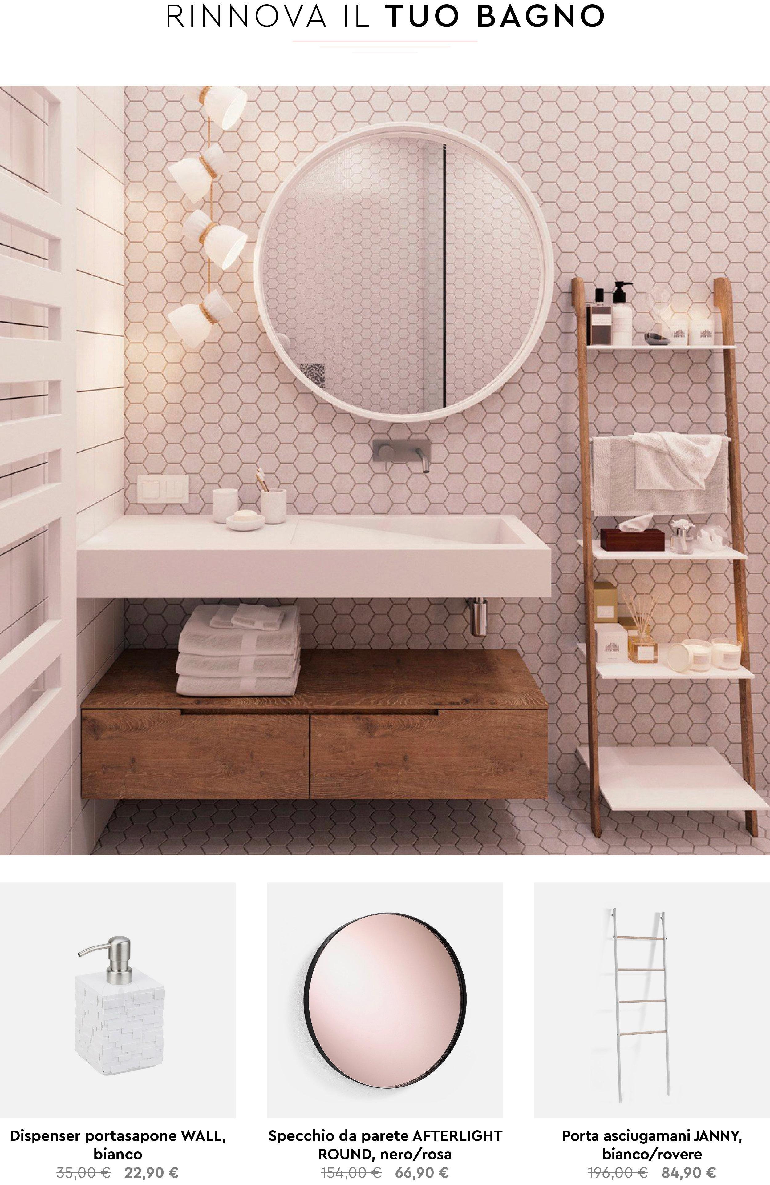 Rinnova il tuo bagno