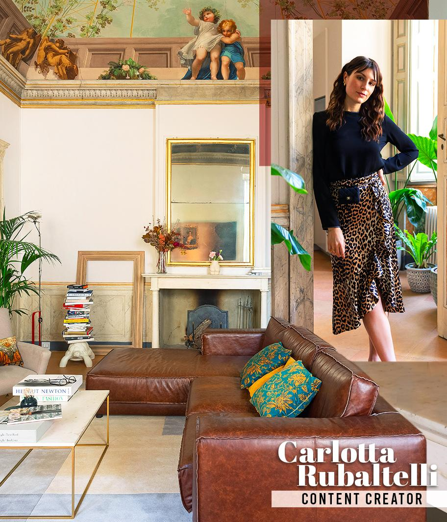 A Casa di Carlotta Rubaltelli