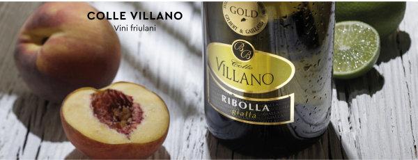 Colle Villano vini friulani