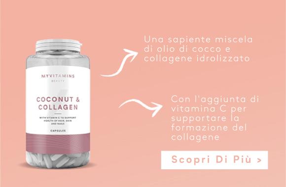 Festa dell Mamma - Capsule di Cocco e Collagene   Myvitamins Italia
