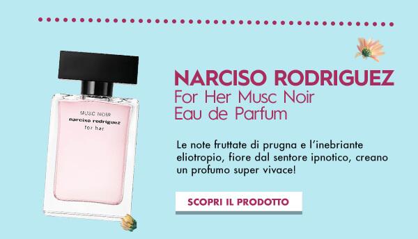 For Her Musc Noir da Profumerie Sabbioni