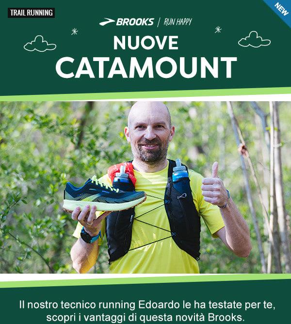Brooks Catamount