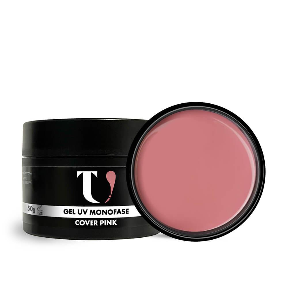 Gel UV Monofase Cover Pink 50g