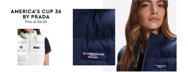 AMERICA'S CUP 36 BY PRADA