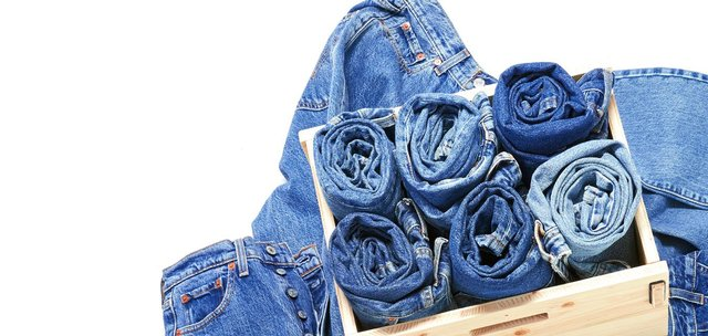 Look in jeans per lei