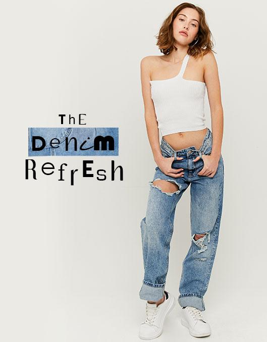 THE DENIM REFRESH