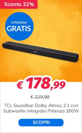 TCL Soundbar TS8111 Dolby Atmos