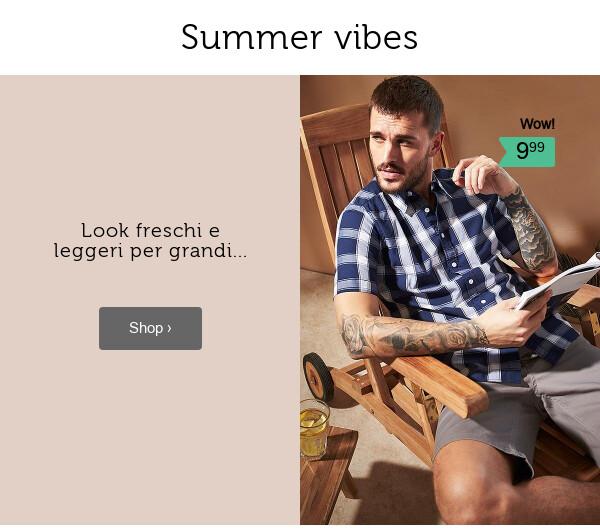 Summer vibes >