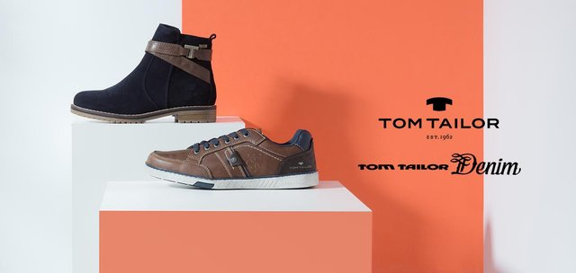 TOM TAILOR + TOM TAILOR DENIM - Scarpe