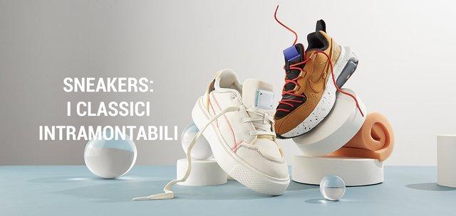 Sneakers: i classici intramontabili