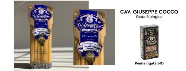 Pastificio Cav Cocco, pasta biologica