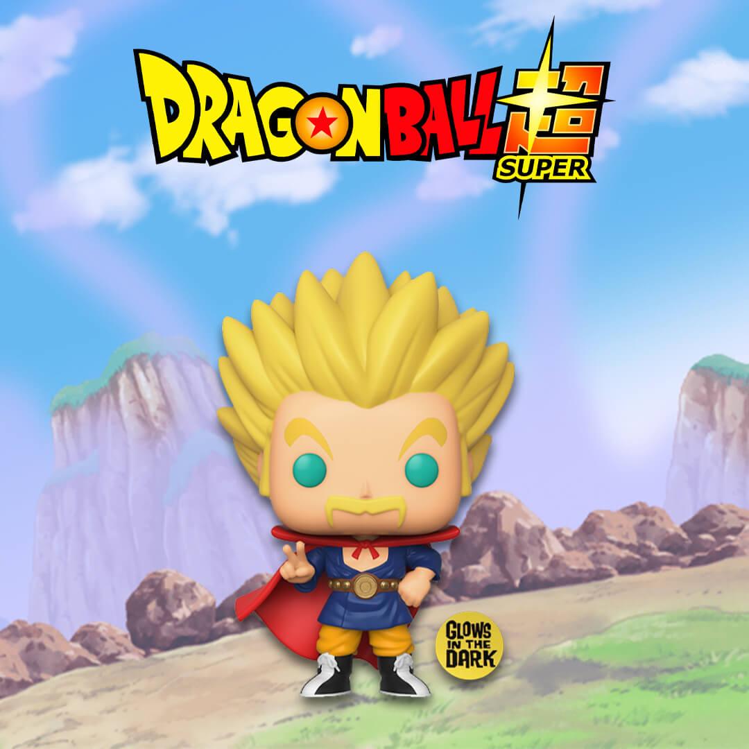 Nuovo Pop! EXC Dragon Ball Super Hercule
