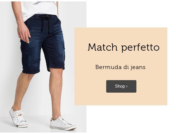 Jeans corti >