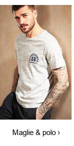 T-shirt & polo >