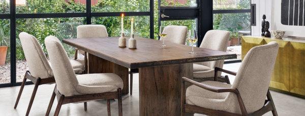 Tavoli e sedie: Scegli con stile