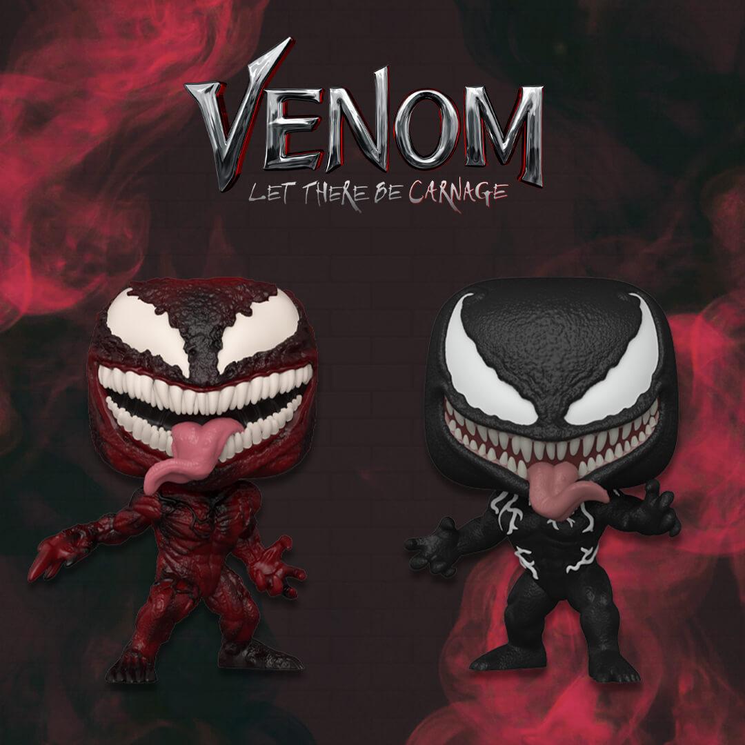 Nuovi Pop! Venom 2!