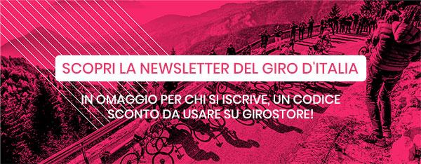 Newsletter Giro d'Italia