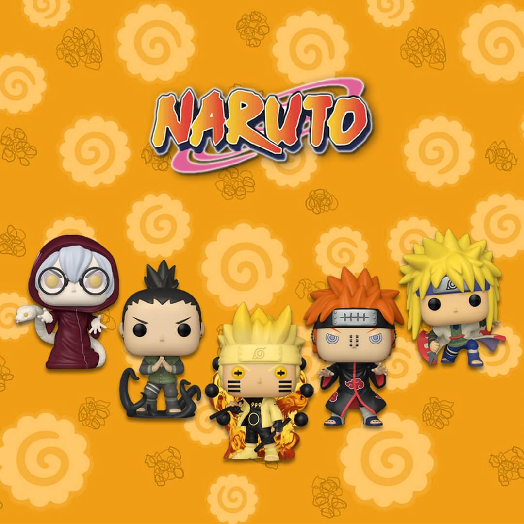 🤩 Nuovissimi Pop! Naruto! 🤩