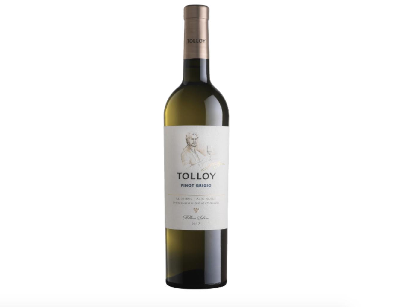 Pinot Grigio Alto Adige DOC Tolloy Mezzacorona